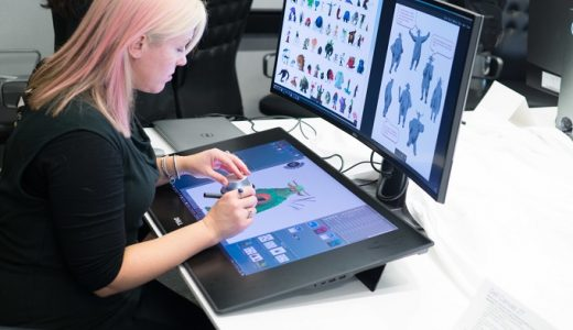 Tablets for graphic design